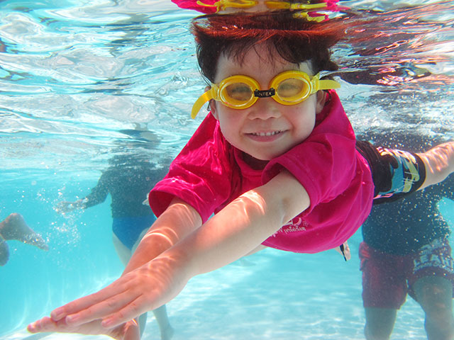 Lē'ahi Swim School - Our Students Learn to Swim, Swimming is